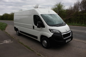 Picture of 2019 ,19 REG PEUGEOT BOXER 2.0 BLUE HDI 335 L3H2 For Sale