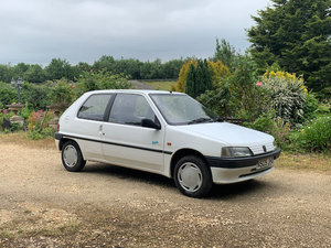 Picture of 1996 Peugeot 106 Escape For Sale by Auction