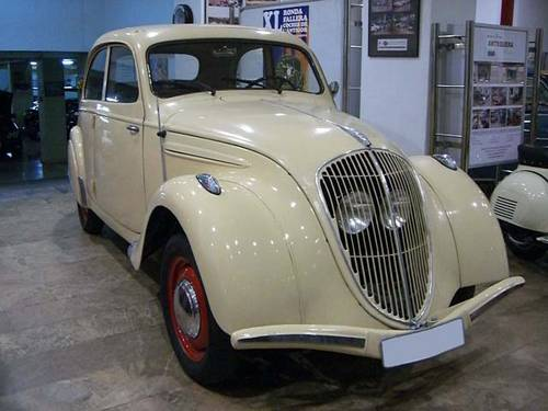 PEUGEOT 202 - 1939 For Sale (picture 1 of 6)