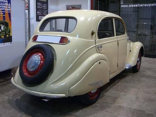 PEUGEOT 202 - 1939 For Sale (picture 2 of 6)