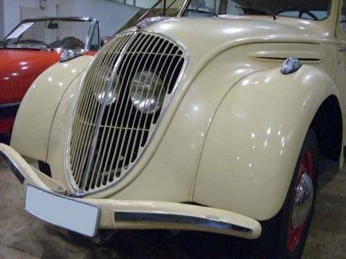 PEUGEOT 202 - 1939 For Sale (picture 6 of 6)
