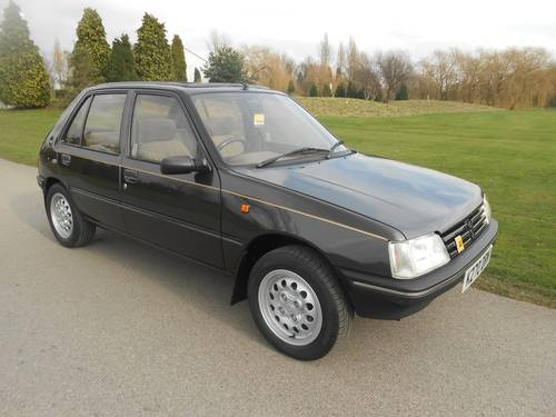 1992 Peugeot 205 Gr 1 4 5 Door  Cheap Classic Insurance