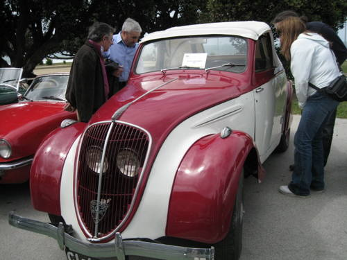1947 Superb PEUGEOT 202 CABRIO For Sale (picture 1 of 6)