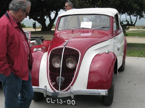 1947 Superb PEUGEOT 202 CABRIO For Sale (picture 3 of 6)