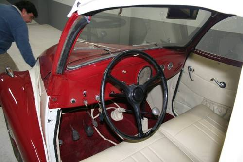 1947 Superb PEUGEOT 202 CABRIO For Sale (picture 4 of 6)