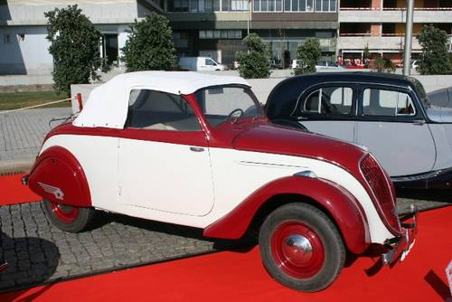 1947 Superb PEUGEOT 202 CABRIO For Sale (picture 6 of 6)