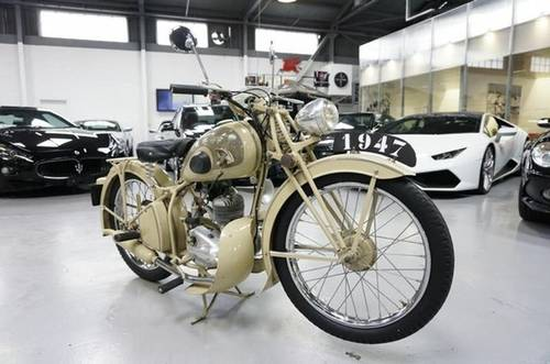 Peugeot 55TC 1954, 125cc For Sale (picture 1 of 6)