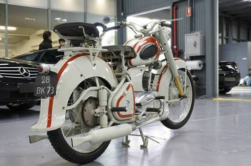 Peugeot motorbike 57TC 1956 For Sale (picture 2 of 6)