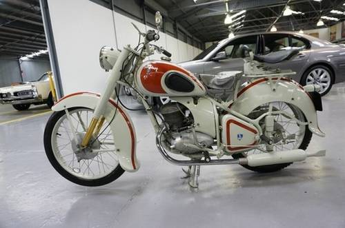 Peugeot motorbike 57TC 1956 For Sale (picture 3 of 6)