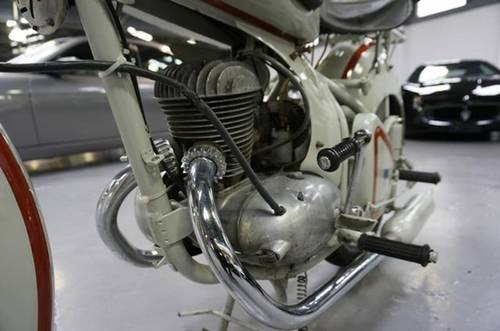 Peugeot motorbike 57TC 1956 For Sale (picture 5 of 6)