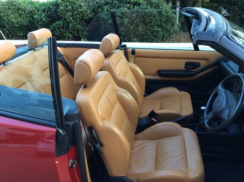 1996 PEUGEOT 306 CABRIOLET For Sale (picture 3 of 5)