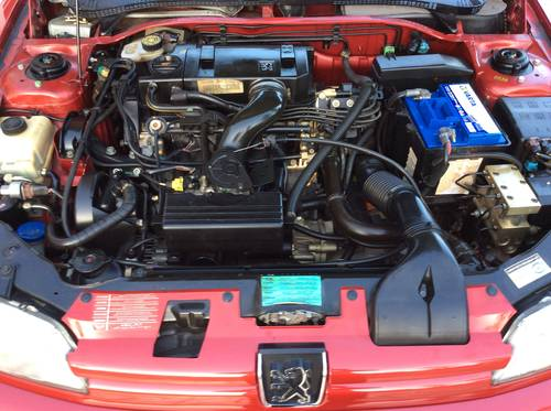 1996 PEUGEOT 306 CABRIOLET For Sale (picture 5 of 5)
