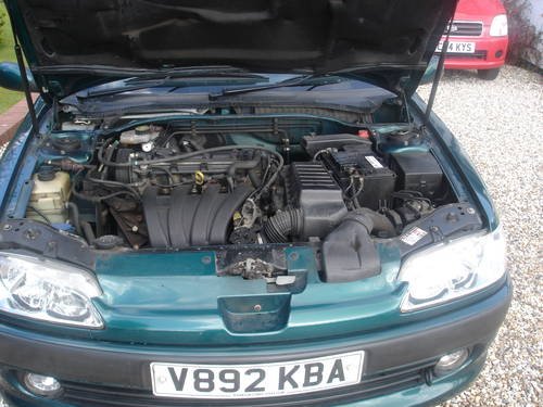 2000 Peugeot 306 Cabriolet For Sale (picture 6 of 6)