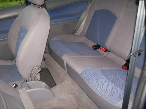 2002 Peugeot 206 LOOK 1.1  For Sale (picture 5 of 6)