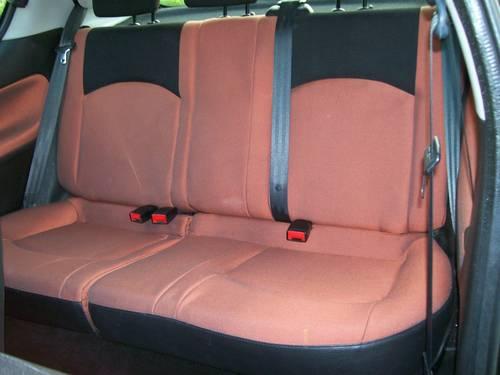 Peugeot 206 Fever 1.4 Black 2004 New MOT For Sale (picture 5 of 6)