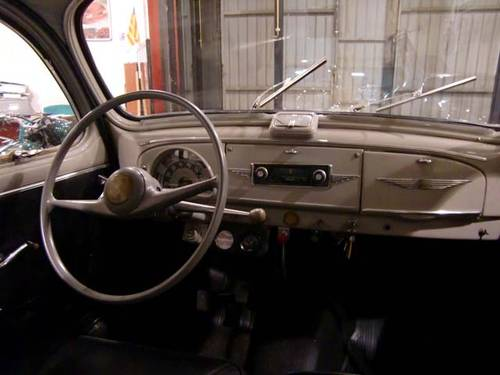 PEUGEOT 203 C SEDAN - 1957 For Sale (picture 3 of 6)