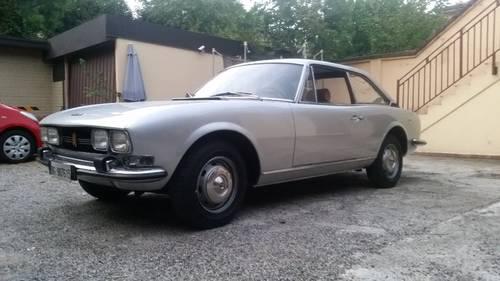 1972 rare 504 coupè restored For Sale (picture 1 of 6)