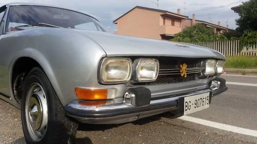 1972 rare 504 coupè restored For Sale (picture 4 of 6)