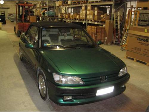 1997 Peugeot 306 roland garros For Sale (picture 1 of 6)