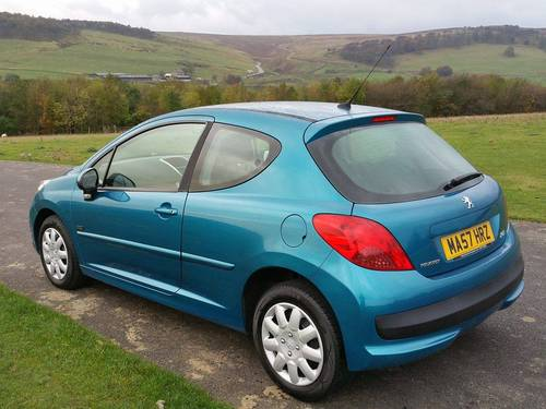(2007) Peugeot 207 1.4L M:Play For Sale (picture 3 of 6)