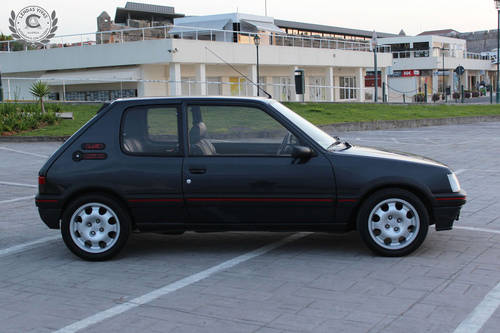 1987 Peugeot 205 GTI 1.9 SOLD (picture 3 of 6)