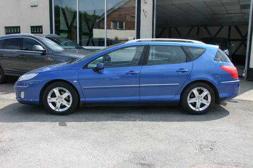2007 PEUGEOT 407 2.0 SW SPORT HDI 5DR Manual SOLD (picture 2 of 6)