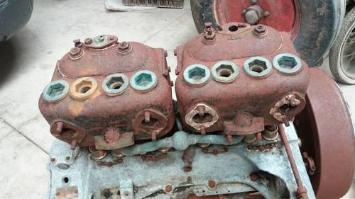 ENGINE PEUGEOT  CAR TYPE 138 OR TYPE 136 1911 1912 For Sale (picture 1 of 6)