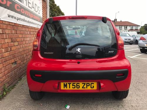2006 PEUGEOT 107  1.0LTR Urban Hatchback 3dr SOLD (picture 4 of 6)