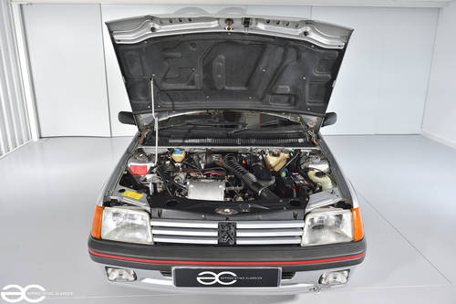 1987 A great Peugeot 205 GTi to be enjoyed- 66k miles from new  SOLD (picture 6 of 6)