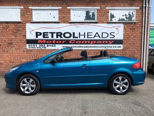 2007 Peugeot  307 CC 2.0 16v S Convertible SOLD (picture 3 of 6)