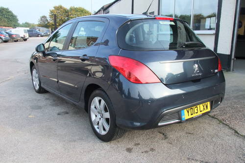 2013 PEUGEOT 308 1.6 HDI ACTIVE NAVIGATION VERSION 5DR SOLD (picture 3 of 6)
