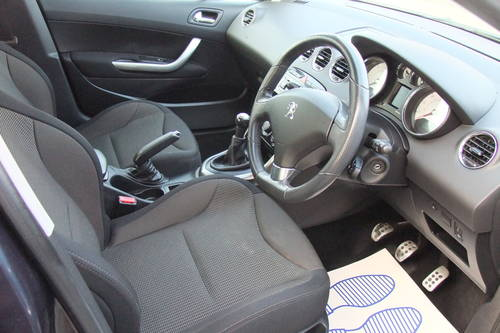 2013 PEUGEOT 308 1.6 HDI ACTIVE NAVIGATION VERSION 5DR SOLD (picture 6 of 6)