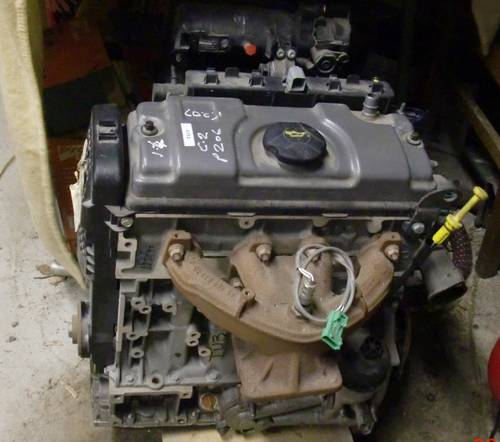 2004 PEUGEOT 1.4 PETROL ENGINE, ( NEW ) For Sale (picture 1 of 2)