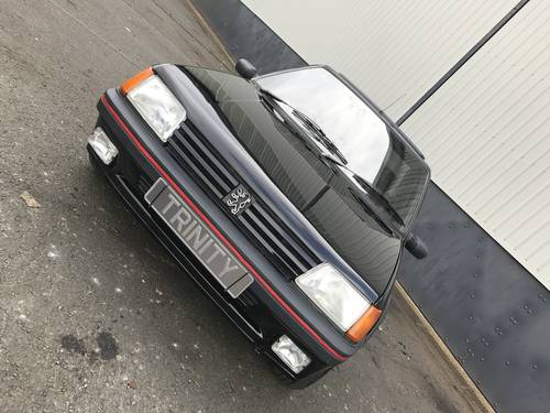 1988 Peugeot 205 Gti 1.6 - nice example of sought after marque For Sale (picture 1 of 6)
