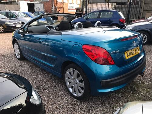 2009 Peugeot 207 CC 1.6 16v GT Convertible 2dr  SOLD (picture 3 of 5)
