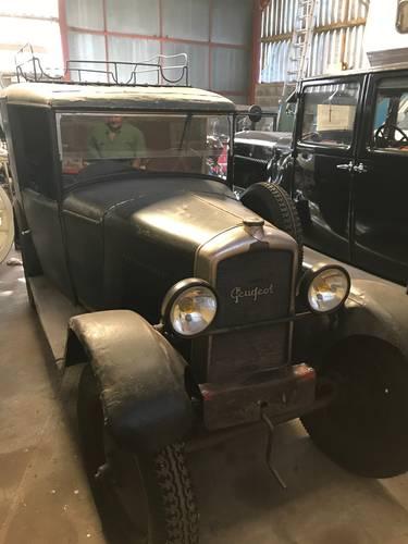 1925 Peugeot Van type 172R SOLD (picture 1 of 6)