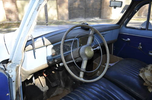 1960 Peugeot 403 Pick up barnfind condition SOLD by Auction (picture 4 of 4)