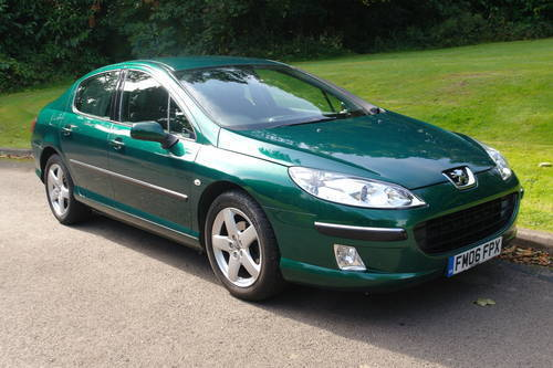 PEUGEOT 407 SE AUTO..1 OWNER.. 28,000 MILES! TOP SPEC..FSH SOLD (picture 2 of 6)