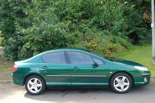 PEUGEOT 407 SE AUTO..1 OWNER.. 28,000 MILES! TOP SPEC..FSH SOLD (picture 5 of 6)