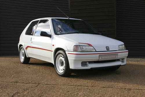1994 Peugeot 106 1.3 Rallye S1 5 Speed Manual (76,992 miles) SOLD (picture 2 of 6)
