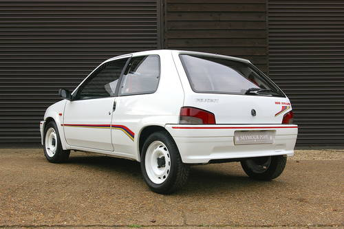 1994 Peugeot 106 1.3 Rallye S1 5 Speed Manual (76,992 miles) SOLD (picture 3 of 6)