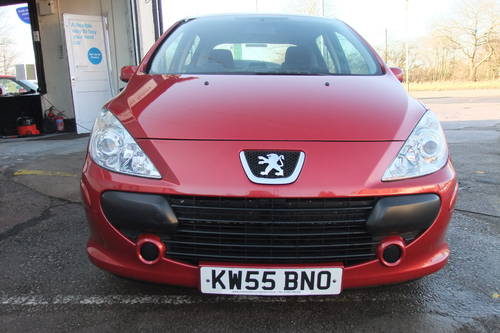 2006 PEUGEOT 307 1.6 S 5DR AUTOMATIC SOLD (picture 4 of 6)