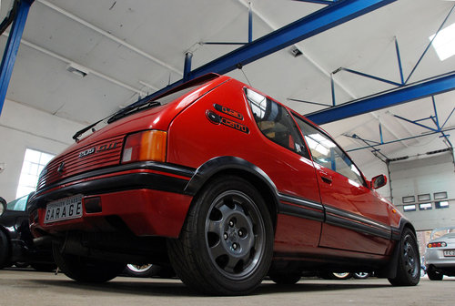 1989 Peugeot 205 GTI 1,9 L LHD SOLD (picture 2 of 6)
