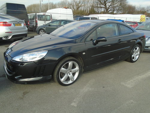 2007 VALUE SPORTS COUPE 407 3LTR V/6 AUTO 65,000 MILES 4 SEATER For Sale (picture 3 of 6)
