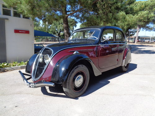 1948 Peugeot 202 Berlina For Sale (picture 1 of 6)