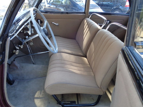 1948 Peugeot 202 Berlina For Sale (picture 4 of 6)