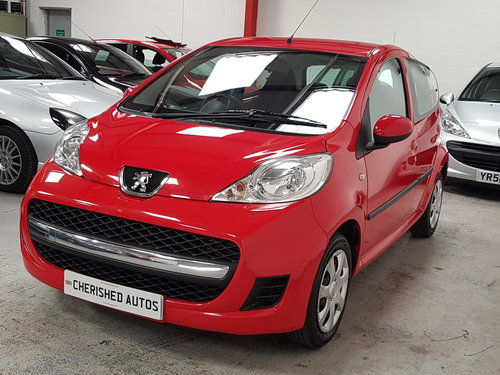 2009 PEUGEOT 107 1.0 URBAN* GENUINE 50,000 MILES*NEW SHAPE*  For Sale (picture 3 of 6)