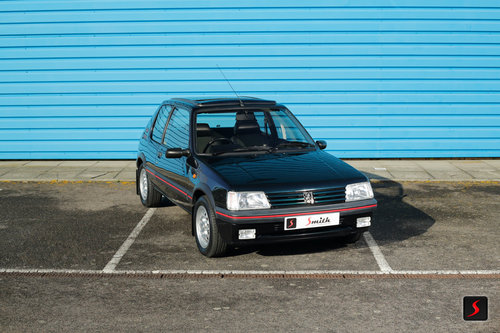 1991 Peugeot 205 GTI - Stunning example For Sale (picture 1 of 6)