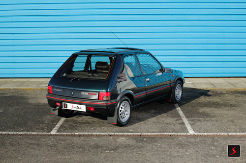 1991 Peugeot 205 GTI - Stunning example For Sale (picture 2 of 6)