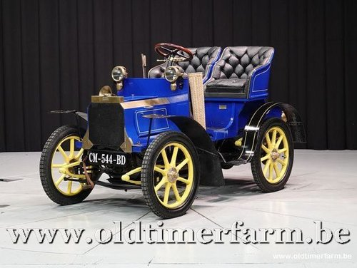 1904 Peugeot Type 57 '04 For Sale (picture 1 of 6)